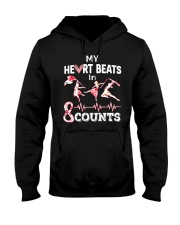 My Favorite Color Guard calls me Mom Hooded Sweatshirt thumbnail