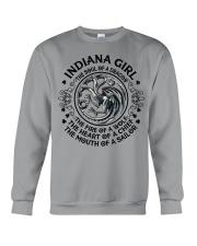 Indiana Dragon Crewneck Sweatshirt front