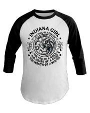 Indiana Dragon Baseball Tee thumbnail