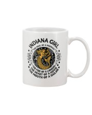 Indiana Mermaid Girl Mug thumbnail