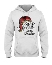 Sales Director Hooded Sweatshirt front
