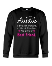 Auntie and niece best friend ever Crewneck Sweatshirt thumbnail