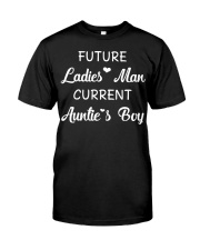 Cute auntie and nephew Premium Fit Mens Tee thumbnail