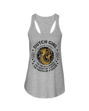 DUTCH GIRL MERMAID Ladies Flowy Tank thumbnail