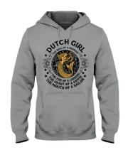 DUTCH GIRL MERMAID Hooded Sweatshirt thumbnail