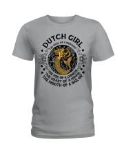 DUTCH GIRL MERMAID Ladies T-Shirt thumbnail