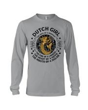 DUTCH GIRL MERMAID Long Sleeve Tee thumbnail