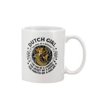 DUTCH GIRL MERMAID Mug thumbnail