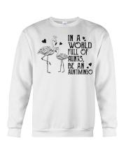 Auntimingo Crewneck Sweatshirt thumbnail