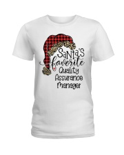 Quality Assurance Manager Ladies T-Shirt thumbnail