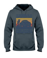 Desert Racing Hooded Sweatshirt thumbnail