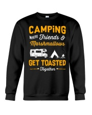 Camping get toasted Crewneck Sweatshirt thumbnail