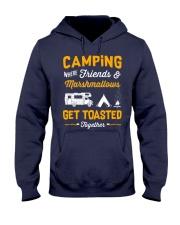 Camping get toasted Hooded Sweatshirt thumbnail