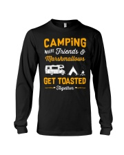 Camping get toasted Long Sleeve Tee thumbnail