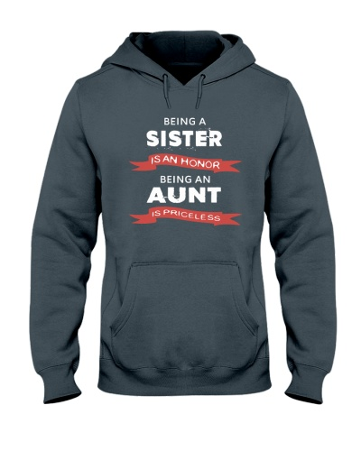 Honor sister being priceless aunt ever
