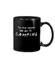 The one where we go to camping Mug thumbnail