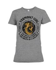 Vermont Mermaid Girl Premium Fit Ladies Tee thumbnail