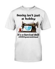 Sewing hobby Classic T-Shirt thumbnail
