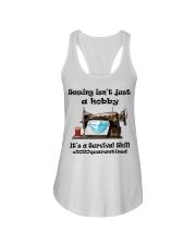 Sewing hobby Ladies Flowy Tank thumbnail