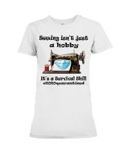 Sewing hobby Premium Fit Ladies Tee thumbnail
