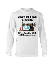 Sewing hobby Long Sleeve Tee thumbnail