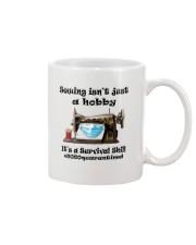 Sewing hobby Mug front