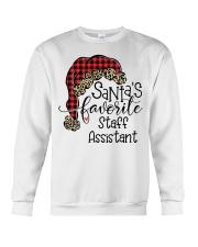 Santa's favorite Staff Assistant Crewneck Sweatshirt tile