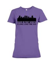 Fort Worth Premium Fit Ladies Tee thumbnail