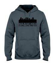 Fort Worth Hooded Sweatshirt thumbnail