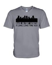 Fort Worth V-Neck T-Shirt thumbnail