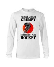 Grumpy Hockey Long Sleeve Tee thumbnail