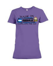 Honduras Premium Fit Ladies Tee thumbnail