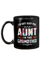 Aunt and Godmother Mug back