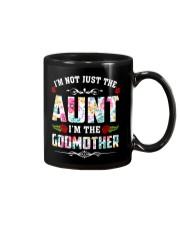 Aunt and Godmother Mug front