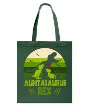 Auntasaurus Tote Bag thumbnail
