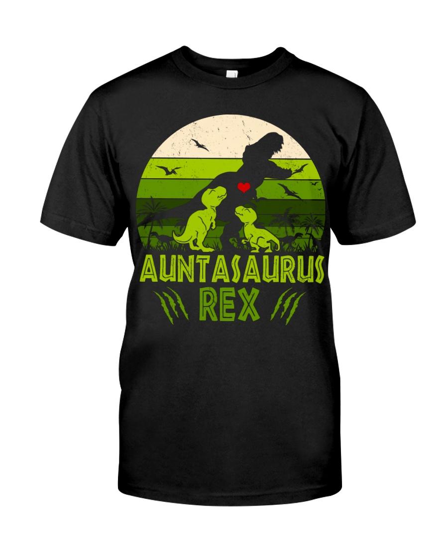 Auntasaurus Classic T-Shirt
