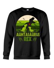 Auntasaurus Crewneck Sweatshirt thumbnail