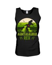 Auntasaurus Unisex Tank thumbnail