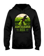 Auntasaurus Hooded Sweatshirt thumbnail