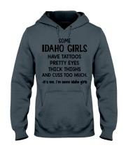 Idaho Girls Hooded Sweatshirt thumbnail