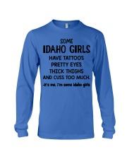 Idaho Girls Long Sleeve Tee thumbnail