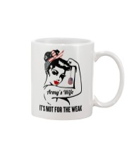 ARMY'S WIFE Mug thumbnail