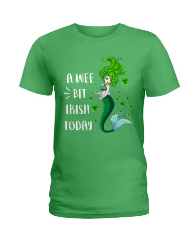 A wee bit irish today Mermaid