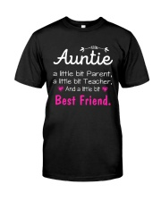 Auntie and niece best friend ever Classic T-Shirt thumbnail