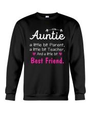 Auntie and niece best friend ever Crewneck Sweatshirt thumbnail