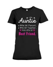 Auntie and niece best friend ever Premium Fit Ladies Tee thumbnail
