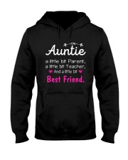 Auntie and niece best friend ever Hooded Sweatshirt thumbnail