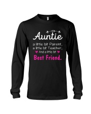 Auntie and niece best friend ever Long Sleeve Tee thumbnail