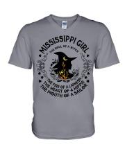 Mississippi V-Neck T-Shirt thumbnail