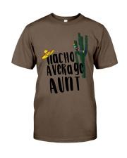 Nacho Average Aunt Classic T-Shirt thumbnail